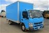 2013 Mitsubishi Canter 4 x 2 Pantech Truck