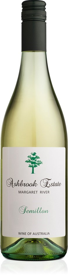Ashbrook Semillon 2018 (12 x 750mL), Margaret River, WA.