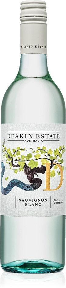 Deakin Estate Sauvignon Blanc 2019 (12 x 750mL), Murray Darling, VIC.