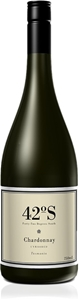 42 Degrees South Chardonnay 2019 (12 x 7