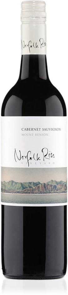 Norfolk Rise Cabernet Sauvignon 2017 (6 x 750mL), SA.