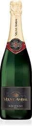 Veuve Ambal Vin MouBlanc de Blancs NV (6 x 750mL), France.