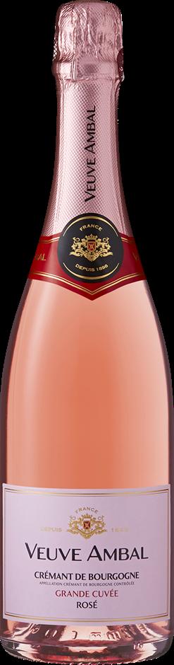 Veuve Ambal Cremant de Bourgogne Rose