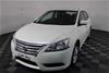 2013 Nissan Pulsar ST B17 Automatic Sedan, 111,225km