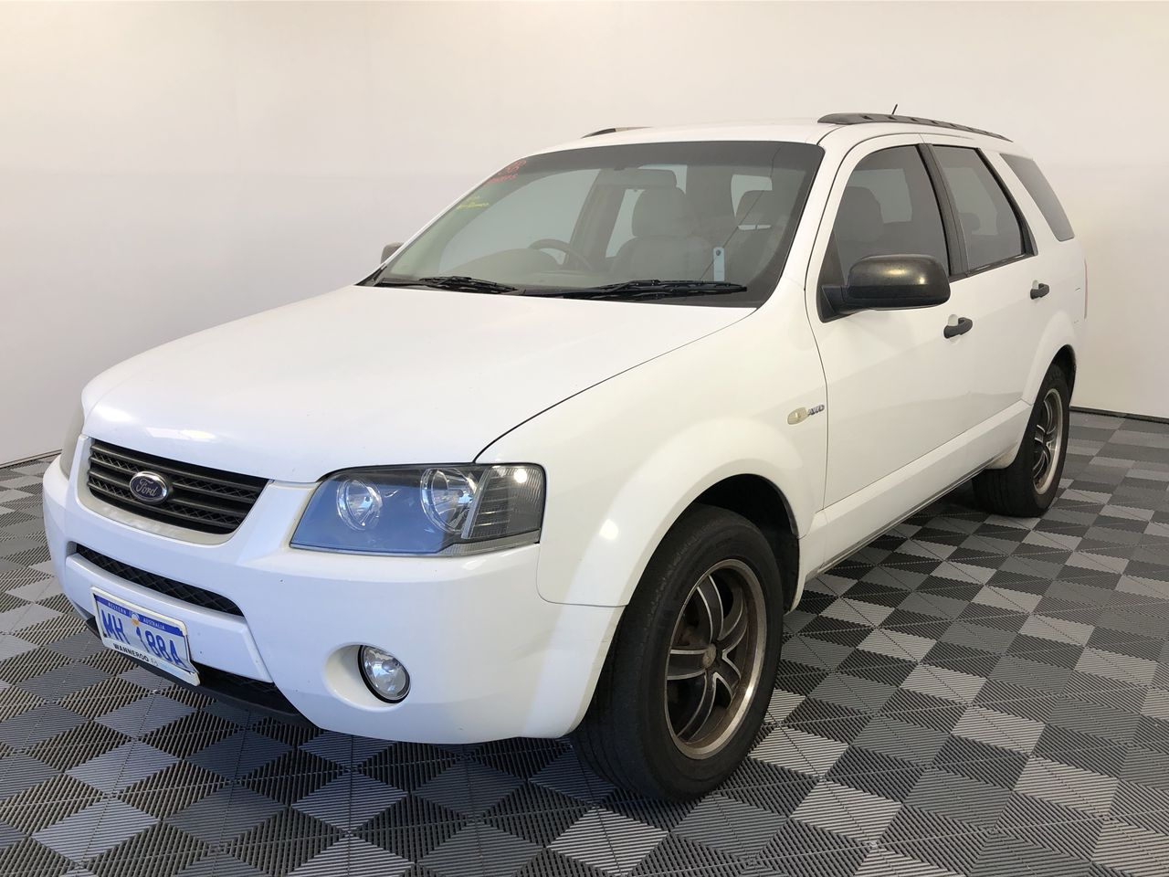 2007 Ford Territory TX (4x4) SY Automatic Wagon