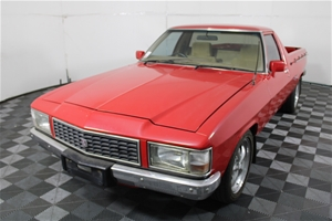 1982 Holden WB UTE Automatic Ute