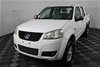 2011 Great Wall V240 Dual Cab Ute 121,608kms
