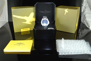 """Gents Breitling """"Limited Edition – Pluto"""