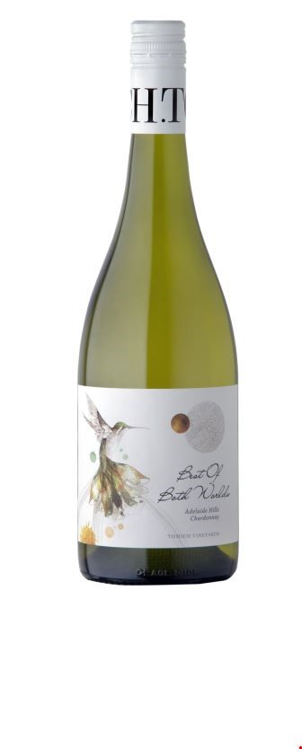 Tomich Best of Both Worlds Chardonnay 2015 (12 x 750mL) Adelaide Hills, SA