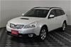 2012 Subaru Outback 2.0D Premium B5A Turbo Diesel Manual Wagon