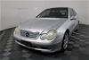 2002 Mercedes Benz C200 Kompressor Automatic Coupe, 153,261km