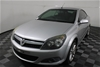 2006 (2007) Holden Astra Twin Top Automatic Convertible, 147,591km