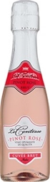 Le Contesse Pinot Rose Cuvee Brut NV (24 x 200mL), Italy