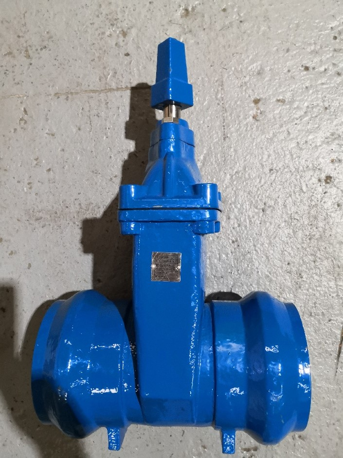 Sluice Valves - Socketed (150mm) Suits DVW diameter pipe