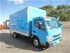 2012 Mitsubishi Fuso Canter Pantech Truck
