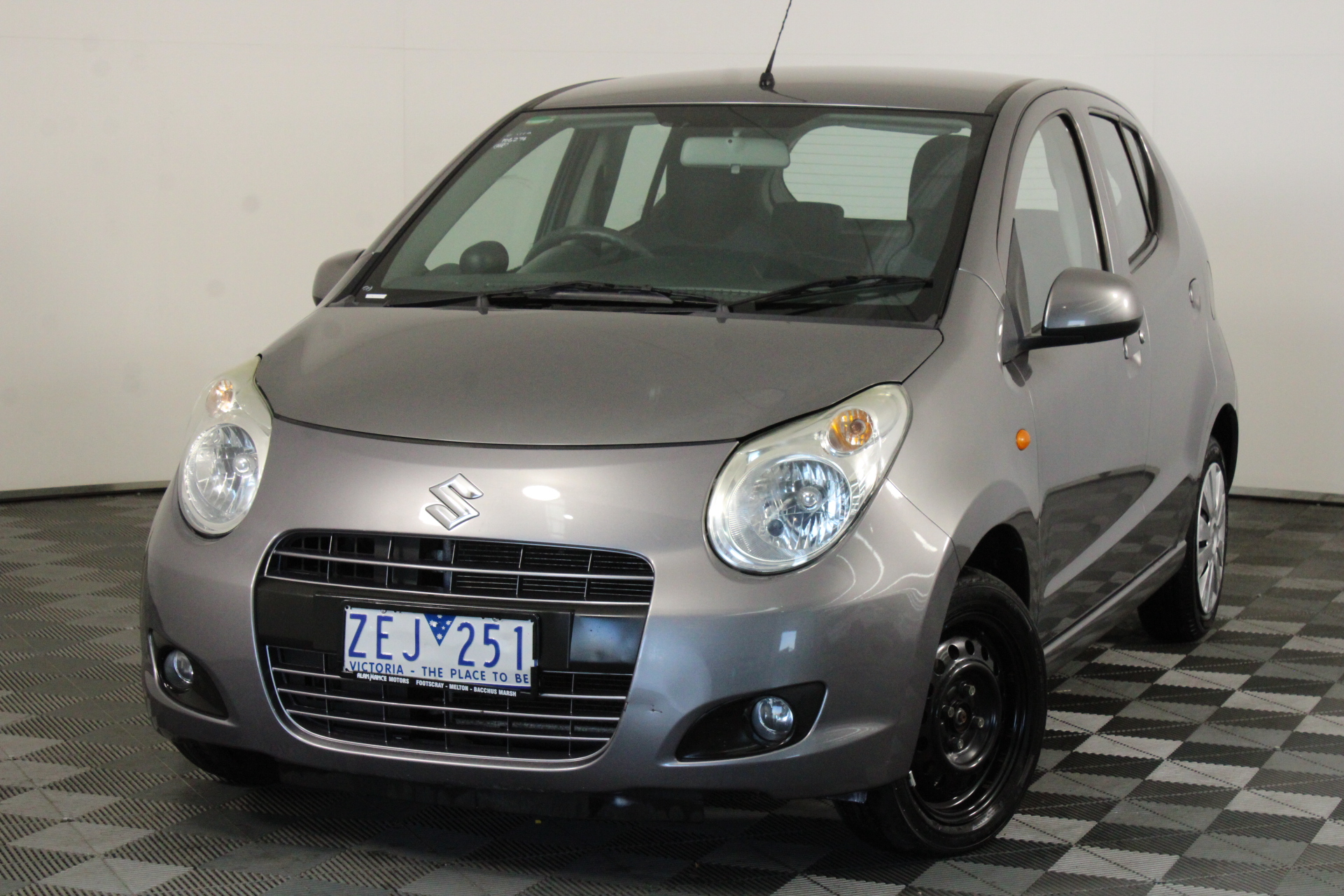 2012 Suzuki Alto GL GF Manual Hatchback