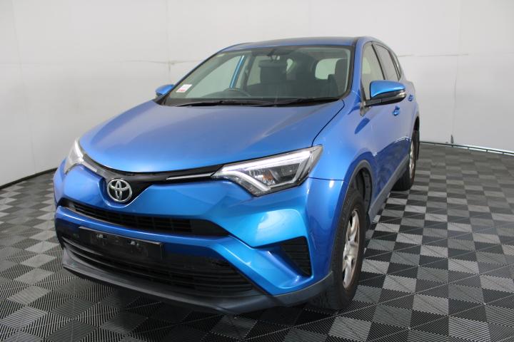 2016 Toyota Rav 4 AWD GX ASA44R Automatic Wagon 101,808km