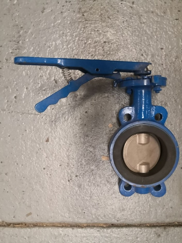 Butterfly Valves - Wafer (80mm) Lever Operated