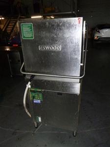 Eswood ES-50 Commercial Dishwasher