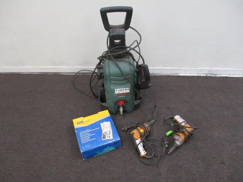 Qty 4 x Assorted Power Tools