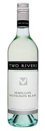 Two Rivers Semillon Sauvignon Blanc 2019 (6x 750mL).