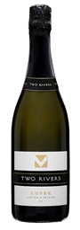 Two Rivers Sparkling Cuvee 2019 (6x 750mL).