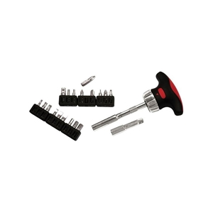SIDCHROME 21pc T-Handle Ratcheting Screw