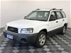 2003 Subaru Forester X Manual Wagon