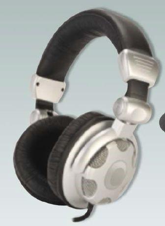 ABI Headphones, Silver (DHP-1816)