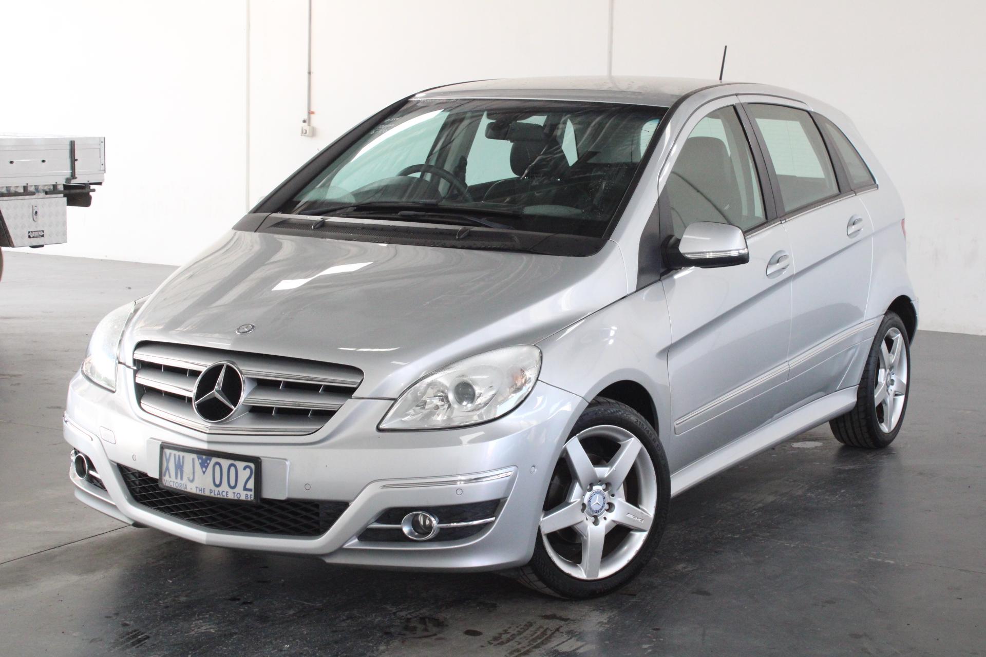 2010 Mercedes Benz B180 W245 CVT (RWC issued 31 Mar 20)