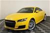 2015 Audi TT 2.0 TFSI quatt SPORT FV Automatic Coupe