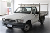 1998 Toyota Hilux Manual Cab Chassis