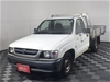 2002 Toyota Hilux Manual Cab Chassis
