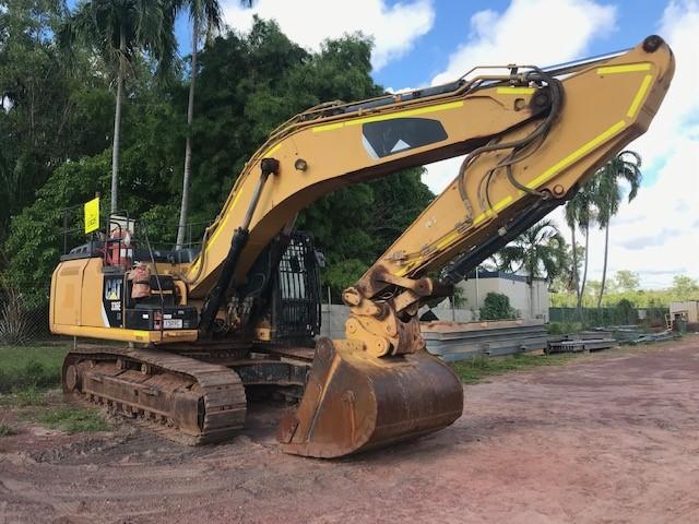 2012 Caterpillar 336ELN Excavator