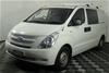 2011 Hyundai iLOAD TQ Manual Van