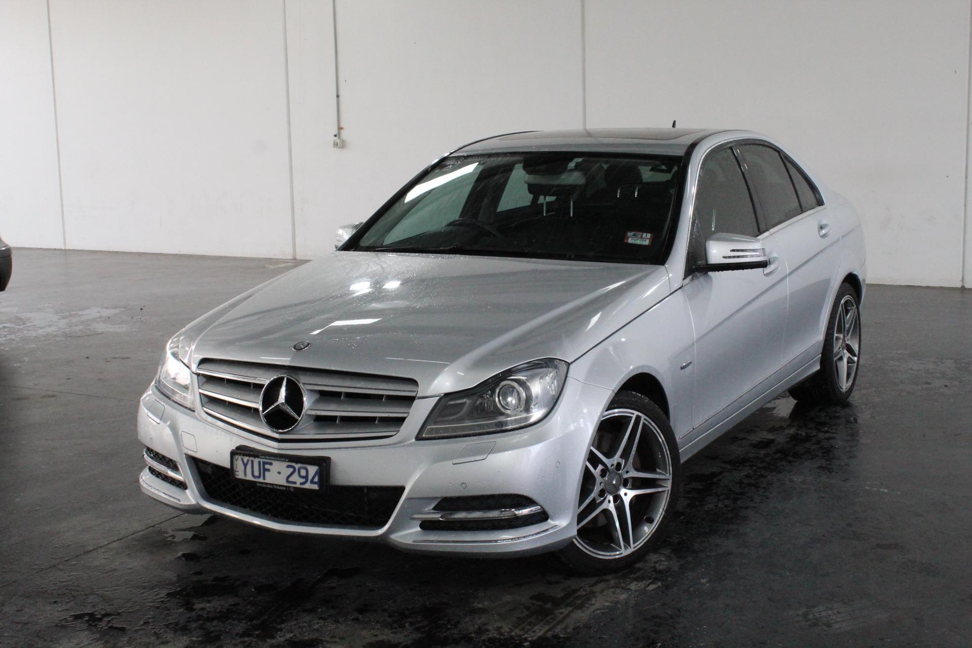2011 Mercedes Benz C300 BE Elegance W204 (RWC ISSUED 30-3-20)