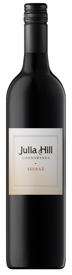 Julia Hill Shiraz 2013 (12 x 750mL) Coonawarra, SA