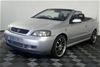 2005 Holden Astra TS Automatic Convertible