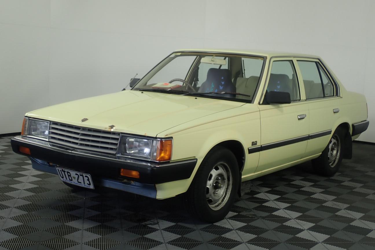 1985 Toyota Corona Automatic Sedan