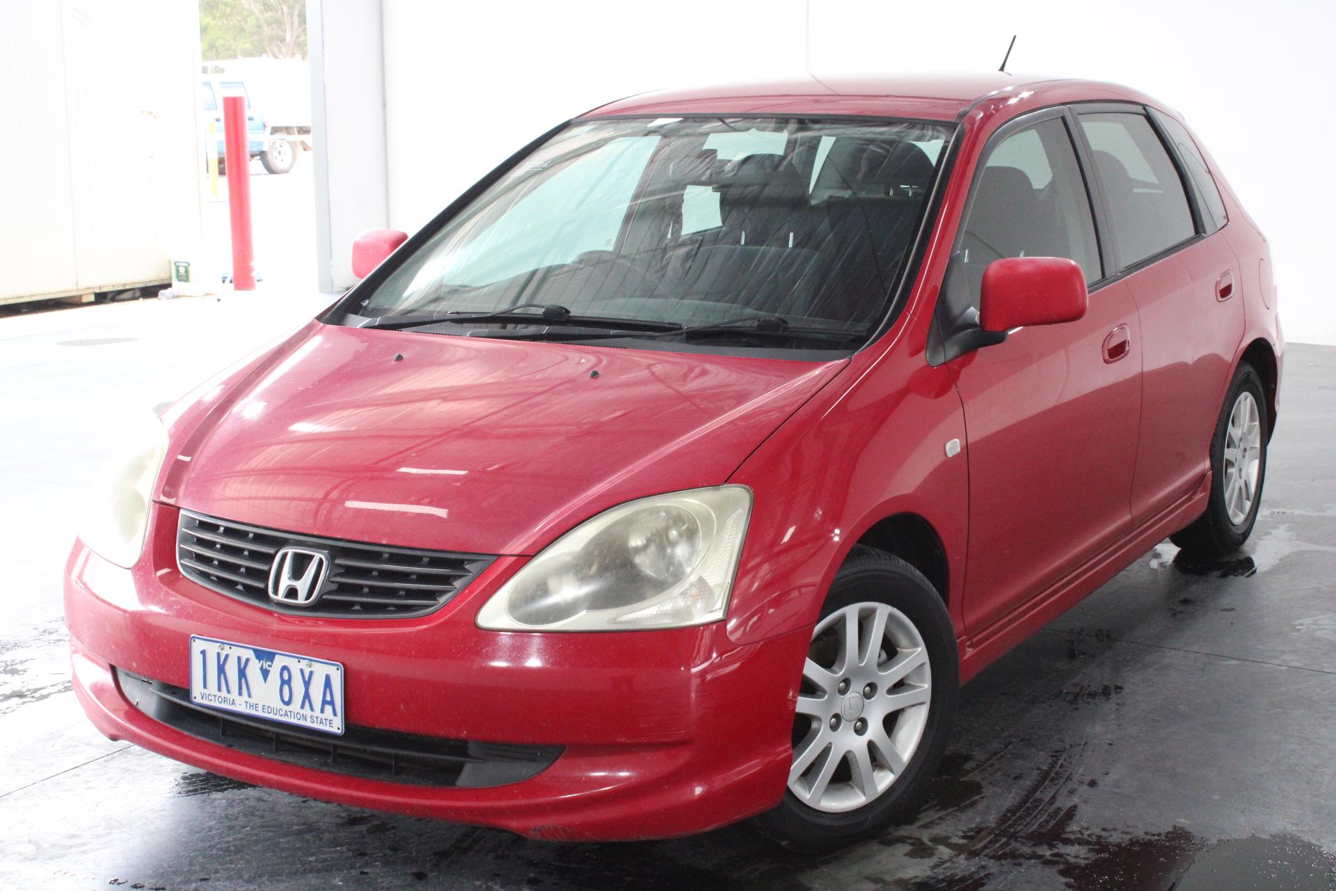 2004 Honda Civic VI 7th Gen Automatic Hatchback