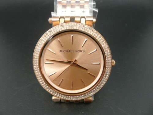 Stunning Never Worn Michael Kors Ny Couture Diamante Watch.