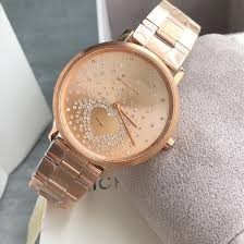 Ladies New Classic Michael Kors Couture Ny 'Jaryn' Luxury Gemstone Watch