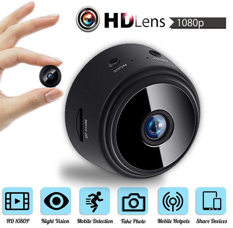 A9 Mini Security Camera Complete