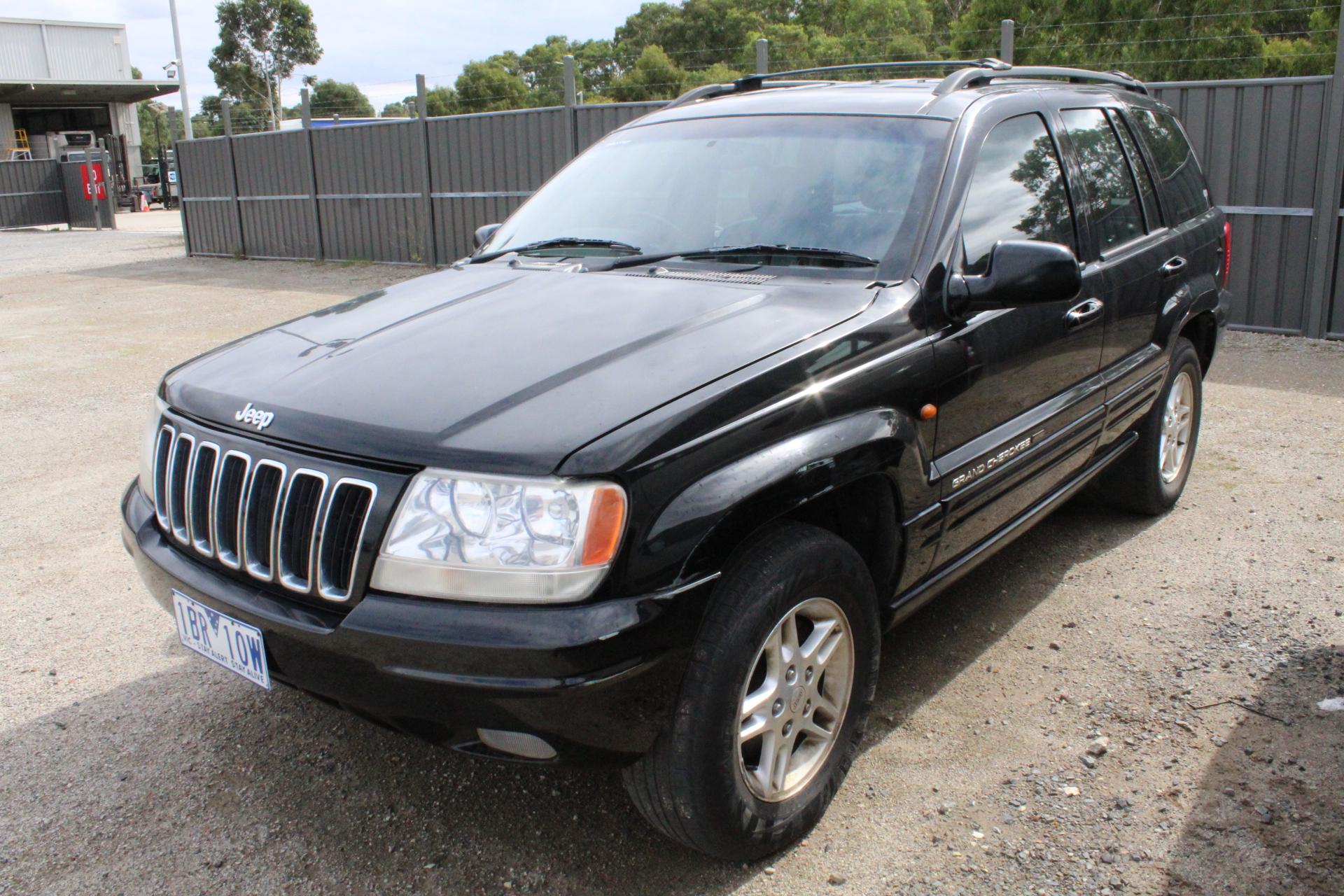 2001 Jeep Grand Cherokee Limited (4x4) WJ Automatic Wagon