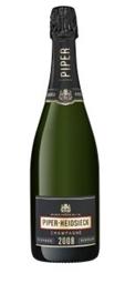 Piper Heidsieck Vintage Brut 2008 (6x 750ml), Champagne. France. Cork