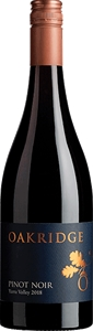 Oakridge YV Pinot Noir 2018 (6x 750ml),