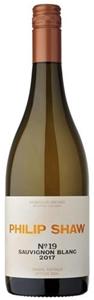 Philip Shaw No. 19 Sauvignon Blanc 2019