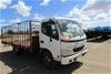 2002 Hino Dutro 4 x 2 Tray Body Truck