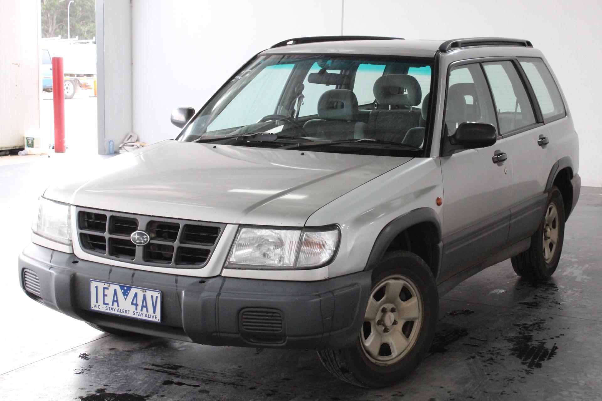 2000 Subaru Forester Limited Automatic Wagon