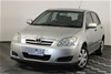 2006 Toyota Corolla Ascent Seca ZZE123R Automatic Hatchback